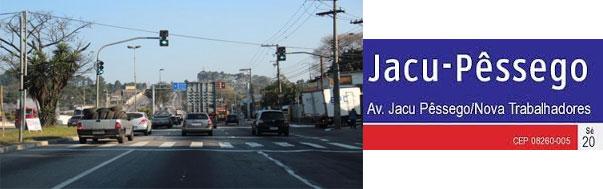 Avenida Jacu Pêssego/Nova Trabalhadores