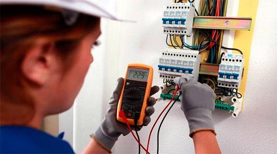 Eletricista Rede