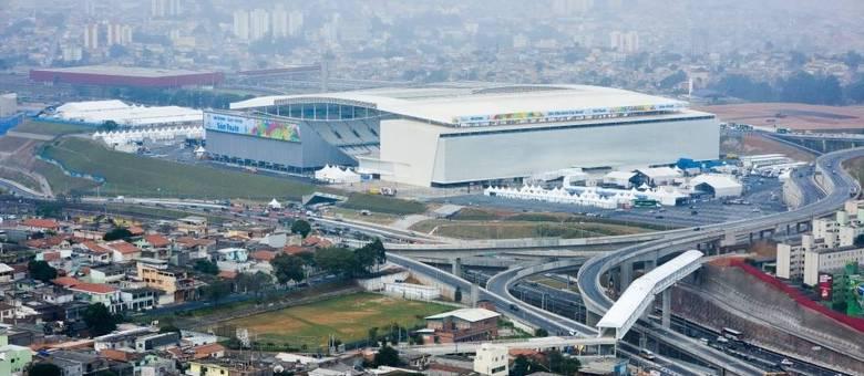 Arena Corinthians - Itaquerão