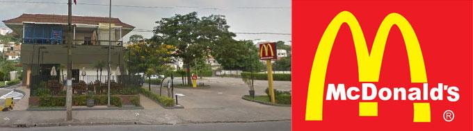 McDonald's Itaquera - Jacu Pêssego