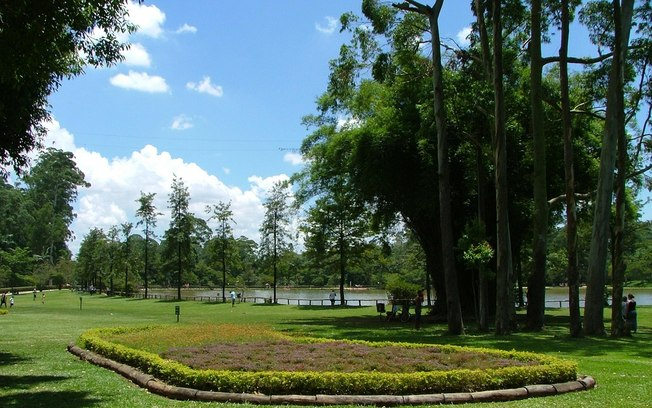 Parques e Praças em Itaquera